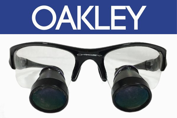 Oakley Surgical Loupes